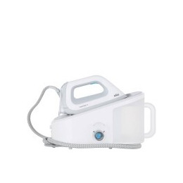 Bosch IS3042WH Steam Generator Iron with 2400W and 5.5 Bar Pressure in White Reviews