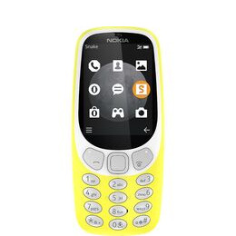 NOKIA 3310 Yellow (64MB) Reviews