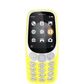 NOKIA 3310 Yellow (64MB) Reviews