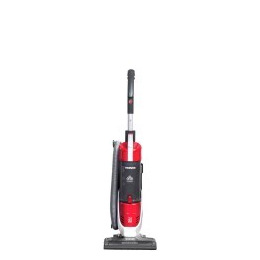 Hoover VE18LIG-001 Evo Cordless Bagless Upright Vacuum Cleaner with Power Boost in Red Reviews
