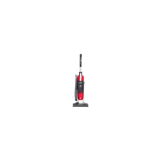Hoover VE18LIG-001 Evo Cordless Bagless Upright Vacuum Cleaner with Power Boost in Red
