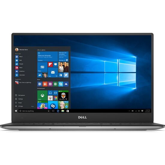 Dell XPS 13 9360 13.3 Touchscreen Laptop Silver