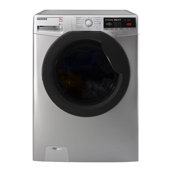 Hoover Dynamic DXOA 49AFN3G NFC 9 kg 1400 Spin Washing MachineAnthracite