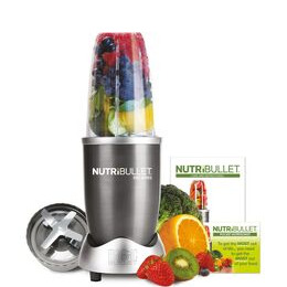 NUTRIBULLET 600 Starter Kit - Graphite Reviews