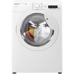 Hoover HLV8LG Link 8kg Freestanding Vented Sensor Tumble Dryer With One Touch With Gla Reviews