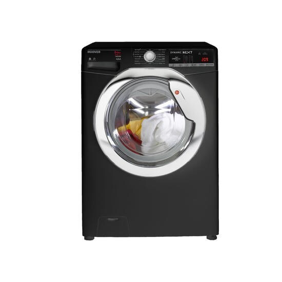 Hoover WDXOC585CB Dynamic Next 8kg Wash 5kg Dry 1500rpm Freestanding Washer Dryer With One TouchB