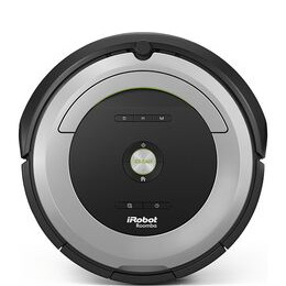 iRobot Roomba 680 Robot Vacuum Cleaner - Black & Grey Reviews