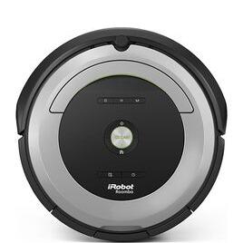 iRobot Roomba 680 Robot Vacuum Cleaner - Black & Grey Reviews