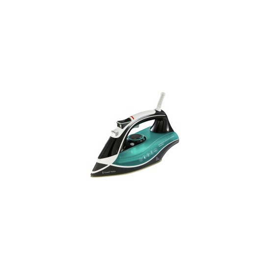 Russell Hobbs 23260 Supreme Electric Steam Iron with 2600W Power and 60g/min Steam Output