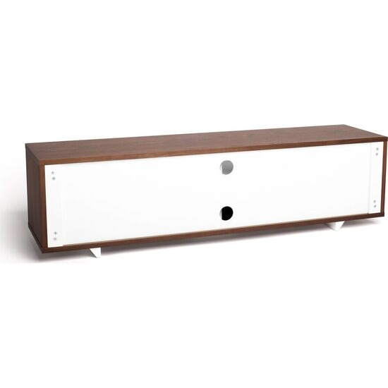 TECHLINK Stark SK160WSWT 1600 mm TV Stand - Walnut & White