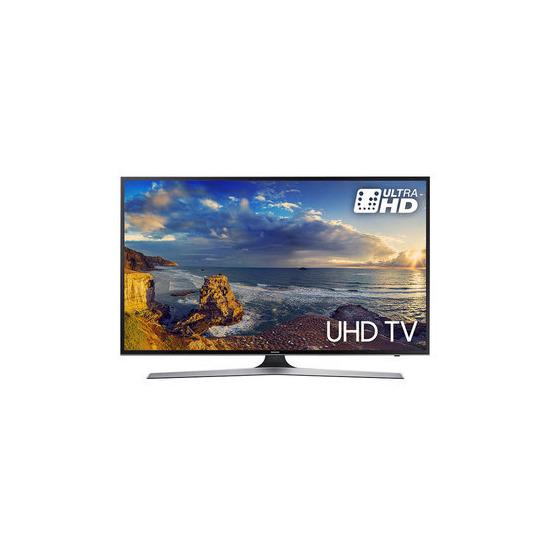 Samsung UE58MU6120 58 4K UHD Smart TV