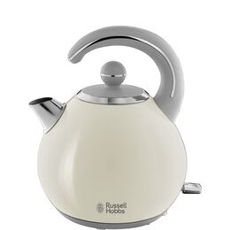 Russell Hobbs Bubble 24401 Kettle - Cream Reviews