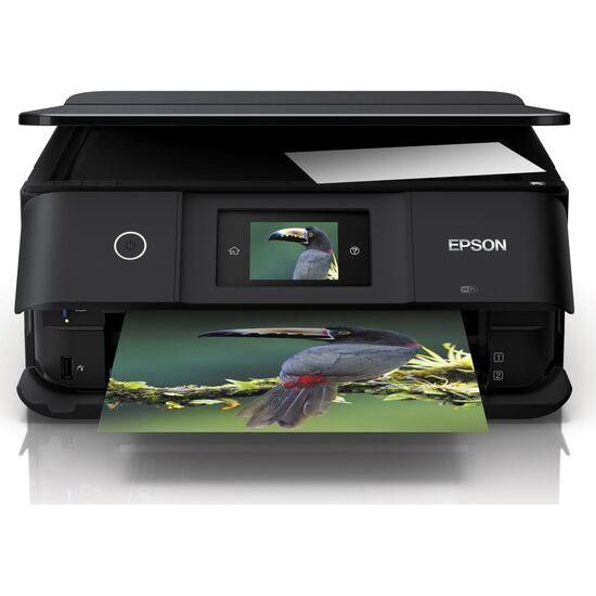 EPSON Expression Photo XP-8500 All-in-One Wireless Inkjet Printer with Fax