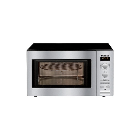 Freestanding Microwave Reviews Miele M 8201 1