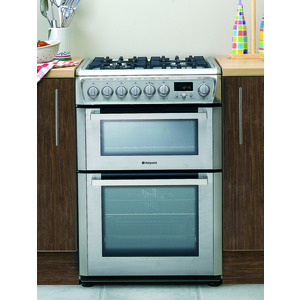 Photo of Hotpoint EG94X Cooker