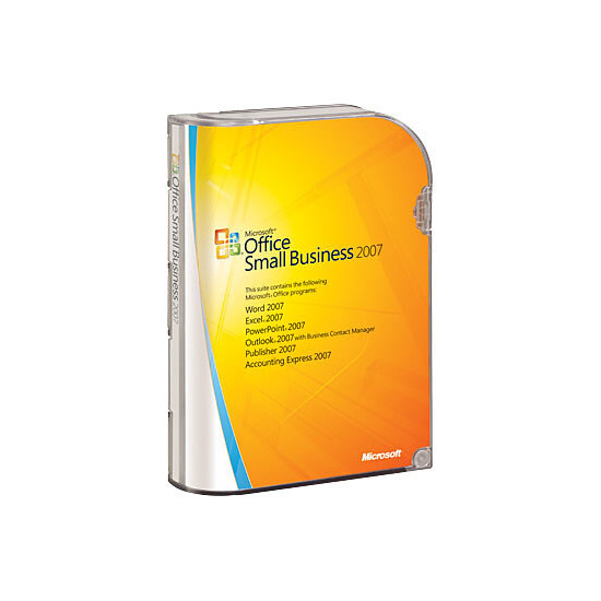 Microsoft Office 07 Small Business Edition