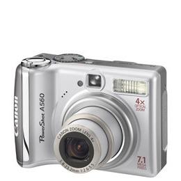 Canon PowerShot A560 Reviews
