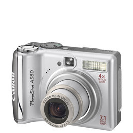 Canon PowerShot A560 Reviews