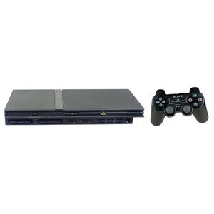 Photo of PlayStation 2 (Compact Model) Games Console