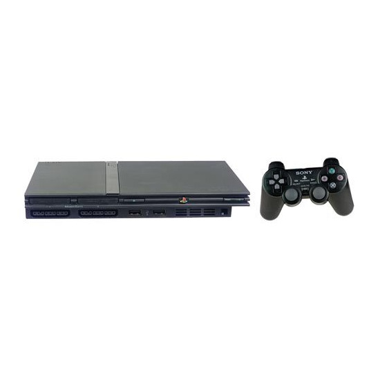 PlayStation 2 (Compact Model)
