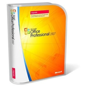 Photo of Microsoft Office 2007 Professional Edition Upgrade Software