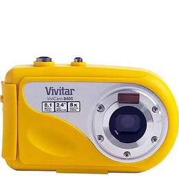 Vivitar Vivicam 8400  Reviews