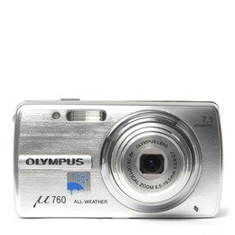 Olympus MJU 760 Reviews