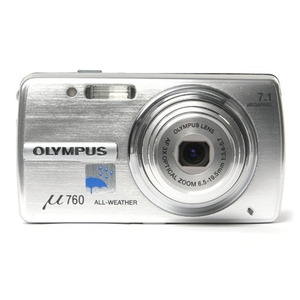 Photo of Olympus Mju 760 Digital Camera