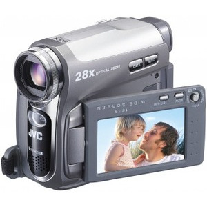 Photo of JVC GR-D728EK  Camcorder