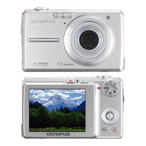 Photo of Olympus X-785/FE-220 Digital Camera