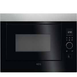 AEG MBE2658D-M Built-in Microwave with Grill - Stainless Steel & Black Reviews