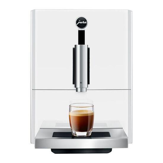 JURA A1 Bean to Cup Coffee Machine - White