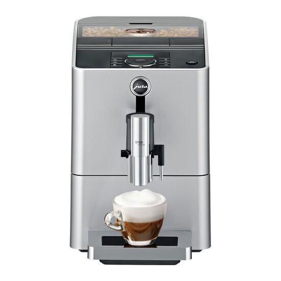 JURA Micro 90 Bean to Cup Coffee Machine - Silver