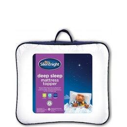 Silent Night Deep Sleep Mattress Topper - King Reviews