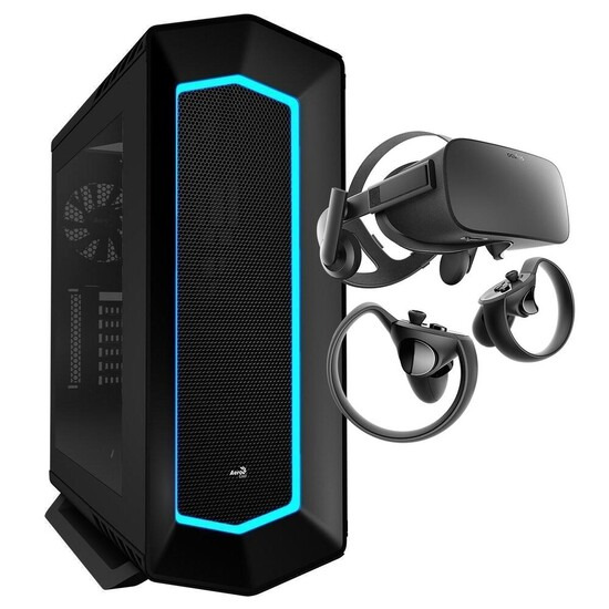 Cube Viper TUF with Oculus Rift Bundle