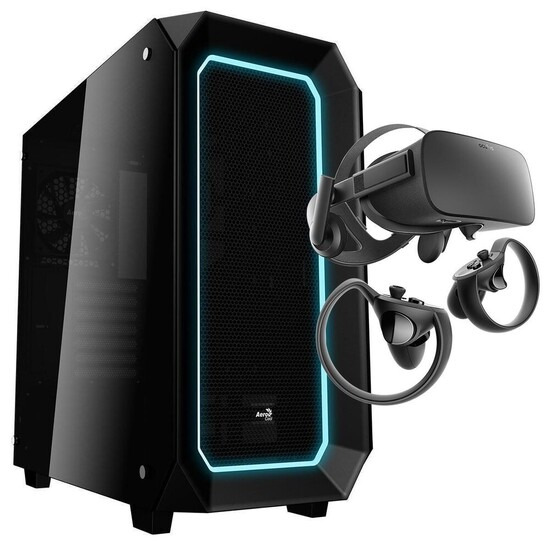 Cube Cobra TUF with Oculus Rift Bundle