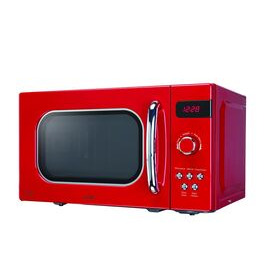 LOGIK L20MR17 Solo Microwave - Red Reviews