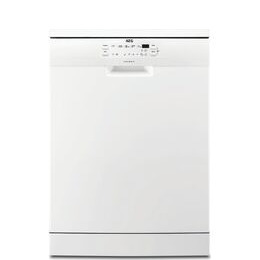 AEG FFS52610ZW Fullsize Dishwasher Reviews