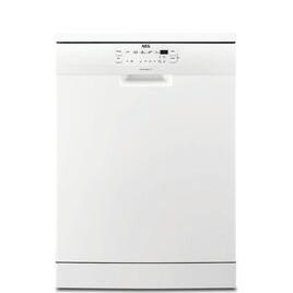 AEG FFS52610ZW Fullsize Dishwasher Reviews