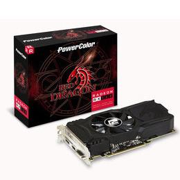 PowerColor Red Dragon Radeon RX 560 4GB GDDR5 Graphics Card Reviews