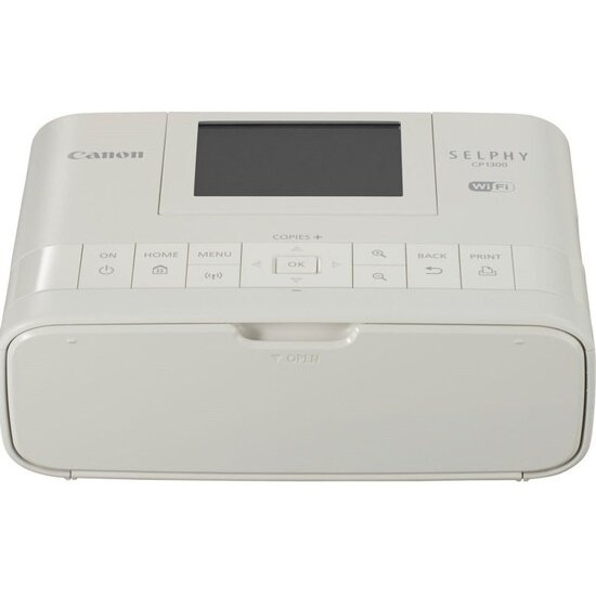 Canon SELPHY CP1300 Photo Printer - White