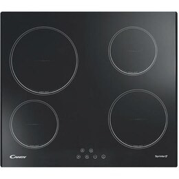 Candy CHC640C 60cm Touch Control Ceramic Hob - Black Reviews