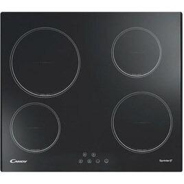Candy CHC640C 60cm Touch Control Ceramic Hob - Black Reviews
