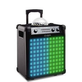 ION Party Rocker Max 100W Portable Bluetooth Party Speaker System & Karaoke Reviews