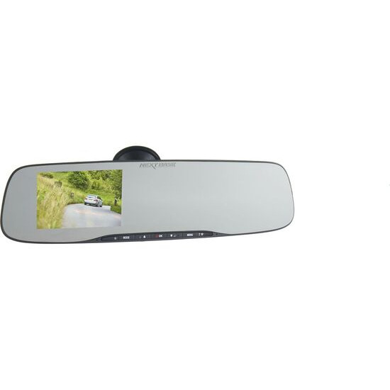 NBDVRMIRROR Mirror Dash Cam - Black