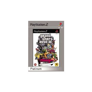 Photo of Grand Theft Auto 3 [Platinum] (PS2) Video Game