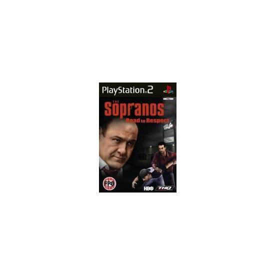 Sopranos Playstation 2
