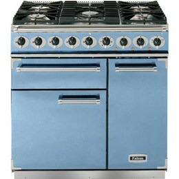 Falcon F900DXDFCANM 80850 - 900 Deluxe 90cm Dual Fuel Range Cooker
