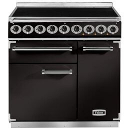 Falcon F900DXEIBL/C 81800 - 900 Deluxe Induction 90cm Electric Range Cooker