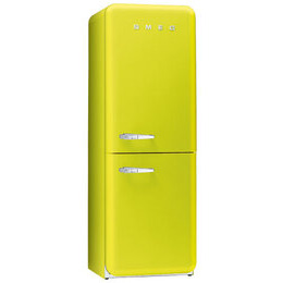 Smeg FAB32QVE 50's Retro Style (Lime green + Right Hinge) Reviews